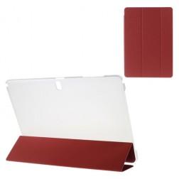Atvēramais futrālis - sarkans (Galaxy Note Pro 12.2)