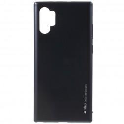 """Mercury"" apvalks - melns (Galaxy Note 10+)"