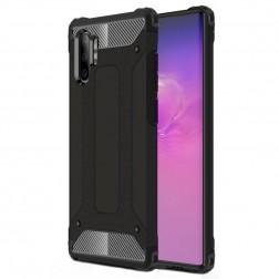 Pastiprinātas aizsardzības apvalks - melns (Galaxy Note 10+)