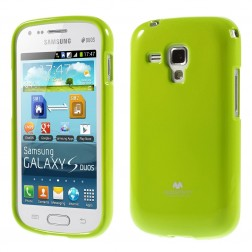"""Mercury"" apvalks - zaļš (Galaxy S Duos / S Duos 2 / Trend / Trend Plus)"