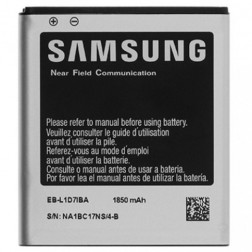 """Samsung"" akumulators (1850 mAh, Galaxy S2)"