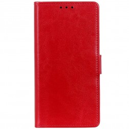 Atvēramais maciņš - sarkans (Galaxy S10 Lite)