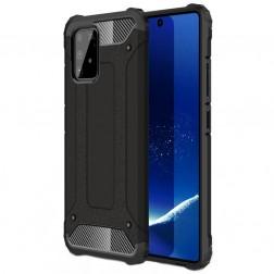 Pastiprinātas aizsardzības apvalks - melns (Galaxy S10 Lite)