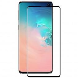 """Mocolo"" Tempered Glass ekrāna aizsargstikls 0.26 mm - melns (Galaxy S10)"