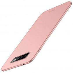 """Mofi"" Shield apvalks - rozs (Galaxy S10)"