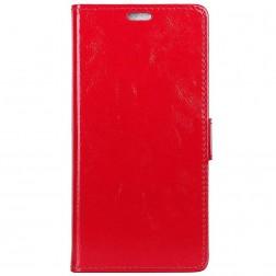 Atvēramais maciņš - sarkans (Galaxy S10+)