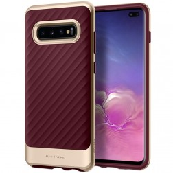 """Spigen"" Neo Hybrid apvalks - bordo (Galaxy S10+)"