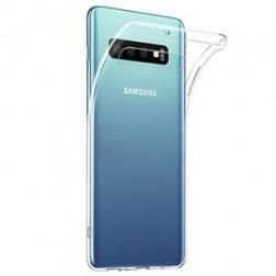 Planākais TPU apvalks - dzidrs (Galaxy S10)