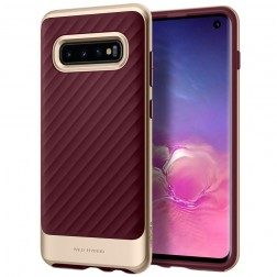 """Spigen"" Neo Hybrid apvalks - bordo (Galaxy S10)"