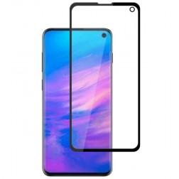 """Mocolo"" Tempered Glass ekrāna aizsargstikls 0.26 mm - melns (Galaxy S10e)"