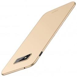 """Mofi"" Shield apvalks - zelta (Galaxy S10e)"