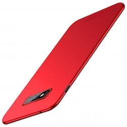 """""""Mofi"""" Shield apvalks - sarkans (Galaxy S10e)"""