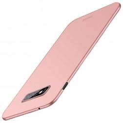 """""""Mofi"""" Shield apvalks - rozs (Galaxy S10e)"""