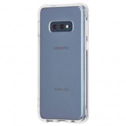 Cieta silikona (TPU) apvalks - dzidrs (Galaxy S10e)