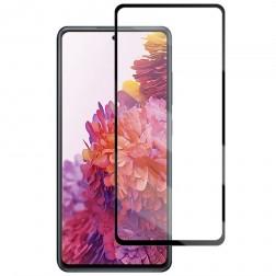 """Mocolo"" Tempered Glass ekrāna aizsargstikls 0.26 mm - melns (Galaxy S20 FE)"