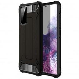 Pastiprinātas aizsardzības apvalks - melns (Galaxy S20 FE)