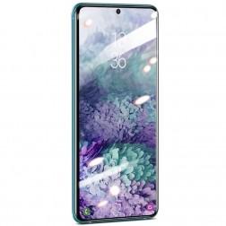 """Mocolo"" UV Light Irradiation Tempered Glass ekrāna aizsargstikls 0.26 mm - dzidrs (Galaxy S20)"