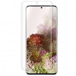 """""""ISME"""" ekrāna aizsargplēve (pilnīgi aizsedzama) - dzidra (Galaxy S20 Ultra)"""
