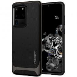 """""""Spigen"""" Neo Hybrid apvalks - melns (Galaxy S20 Ultra)"""