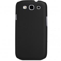 Plastmasas futrālis - melns (Galaxy S3)