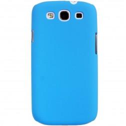 Plastmasas futrālis - zils (Galaxy S3)