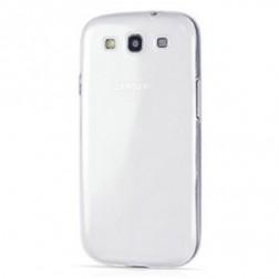 Planākais TPU apvalks - dzidrs (Galaxy S3)