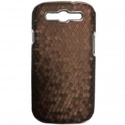 Elegants porains futrālis - brūns (Galaxy S3)