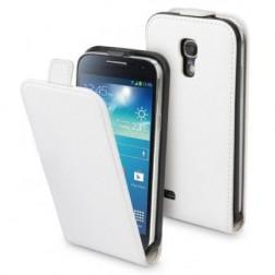 Klasisks atvēramais futrālis - balts (Galaxy S4 mini)