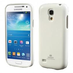 """""""Mercury"""" futrālis - balts (Galaxy S4 mini)"""