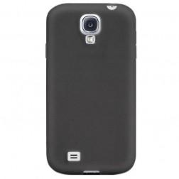 """""""Bullet"""" cieta silikona (TPU) apvalks - pelēks (Galaxy S4 mini)"""