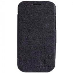 """Nillkin"" Fresh atvēramais futrālis - melns (Galaxy S4)"