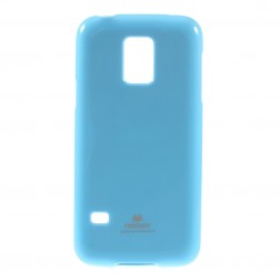 """""""Mercury"""" futrālis - gaiši zils (Galaxy S5 mini)"""
