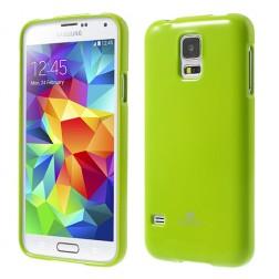 """Mercury"" apvalks - zaļš (Galaxy S5 / S5 Neo)"