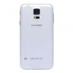 Planākais TPU apvalks - dzidrs (Galaxy S5 / S5 Neo)