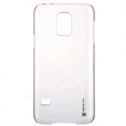 """Baseus"" plastmasas futrālis - dzidrs (Galaxy S5 mini)"