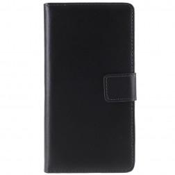 """""""Casual"""" atvēramais maciņš - melns (Galaxy S5 mini)"""