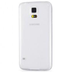 Planākais TPU apvalks - dzidrs (Galaxy S5 mini)