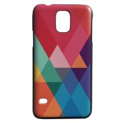"""""""Colors"""" plastmasas futrālis - krāsains (Galaxy S5 / S5 Neo)"""