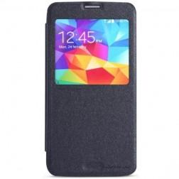 """""""Nillkin"""" Sparkle atvēramais maciņš - pelēks (Galaxy S5 / S5 Neo)"""