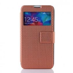 """""""Pīts"""" atvērams maciņš - bronza (Galaxy S5 / S5 Neo)"""