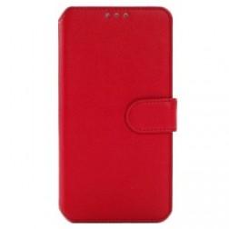 """""""Retro"""" atvēramais maciņš - sarkans (Galaxy S5 / S5 Neo)"""