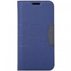 """""""Sparkle"""" atvēramais futrālis - zils  (Galaxy S5 / S5 Neo)"""