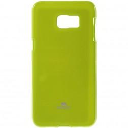 """""""Mercury"""" apvalks - zaļš (Galaxy S6 Edge+)"""