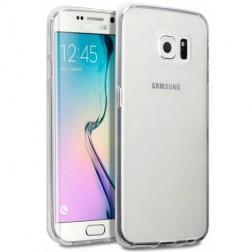 Planākais TPU apvalks - dzidrs (Galaxy S6 Edge)