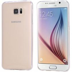 Planākais TPU apvalks - dzidrs (Galaxy S6)