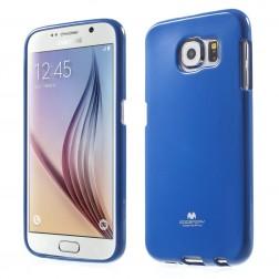 """""""Mercury"""" apvalks - tumši zils (Galaxy S6)"""