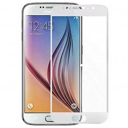 """""""Nillkin"""" CP 9H Tempered Glass ekrāna aizsargstikls 0.33 mm - balts (Galaxy S6)"""