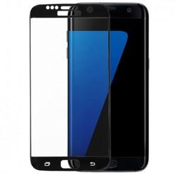 """""""Nillkin"""" CP 9H Tempered Glass ekrāna aizsargstikls 0.33 mm - melns (Galaxy S6)"""
