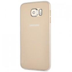 Pasaulē planākais apvalks - balts (Galaxy S6)