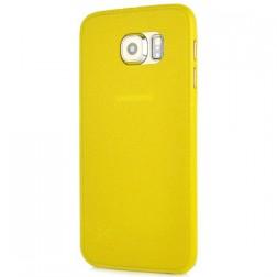 Pasaulē planākais apvalks - dzeltens (Galaxy S6)
